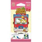 Jogo Nintendo Pack 6 Cartões Amiibo Animal Crossing