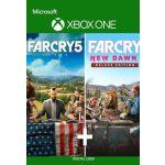 Jogo Far Cry 5 + Far Cry - New Dawn Deluxe Edition Bundle Xbox Live Key Europe