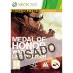 Jogo Medal Of Honor Warfighter Limited Edition Xbox 360 Usado