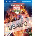 Jogo Ultimate Marvel vs Capcom PS Vita Usado