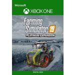 Jogo Farming Simulator 19 (platinum Expansion) (dlc) Xbox Live Key Europe