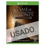 Jogo Game of Thrones - a Telltale Games Series Xbox One Usado