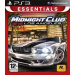 Jogo Midnight Club: Los Angeles PS3