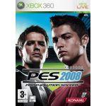 Jogo Pro Evolution Soccer 2008 XBox 360