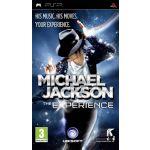 Jogo Michael Jackson: The Experience PSP