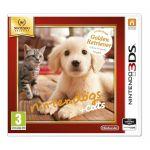 Jogo Nintendogs + Cats: Golden Retriever & Friends 3DS