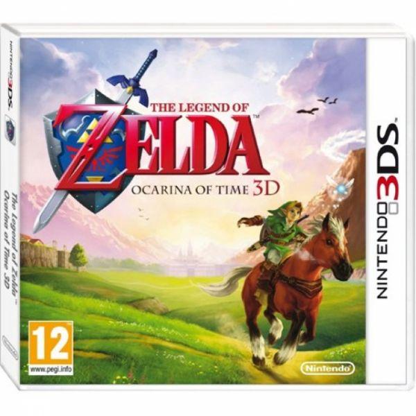 Jogo The Legend Of Zelda : Ocarina Of Time 3DS