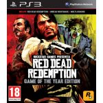 Jogo Red Dead Redemption GOTY PS3