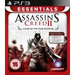 Jogo Assassins Creed II GOTY PS3
