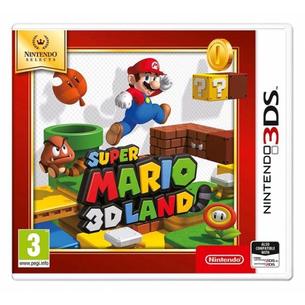 Jogo Super Mario 3D Land 3DS