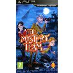 Jogo The Mystery Team- Clube De Detectives PSP