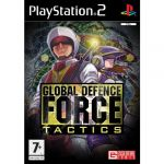 Jogo Global Defence Force Tactics PS2