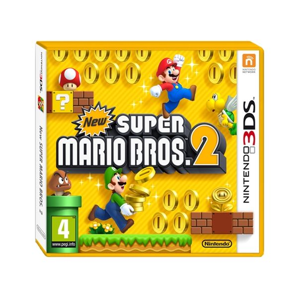 Jogo New Super Mario Bros. 2 3DS