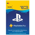 Playstation Plus Subscrição 365 Dias