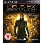 Jogo Deus Ex Human Revolution Limited Edition PS3 Usado