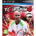 Jogo Top Spin 4 PS3 Usado
