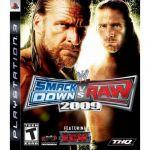 Jogo WWE SmackDown vs. RAW 2009 PS3 Usado