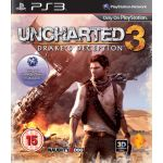 Jogo Uncharted 3 Drake's Deception PS3 Usado