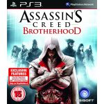 Jogo Assassins Creed: Brotherhood PS3 Usado