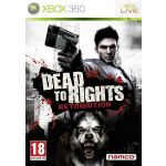 Jogo Dead to Rights Retribution Xbox 360 Usado
