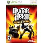 Jogo Guitar Hero World Tour Xbox 360 Usado