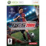 Jogo Pro Evolution Soccer 2009 XBox 360 Usado