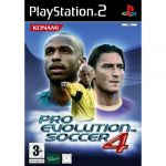 Jogo Pro Evolution Soccer 4 PS2 Usado