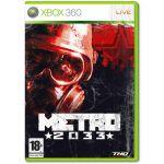 Jogo METRO 2033 Xbox 360 Usado