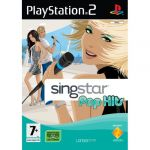 Jogo SingStar Pop Hits PS2 Usado