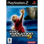 Jogo Pro Evolution Soccer 5 PS2 Usado
