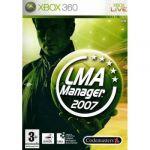 Jogo LMA Manager 2007 Xbox 360 Usado