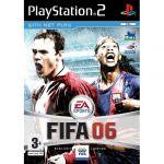 Jogo FIFA 06 sem caixa PS2 Usado
