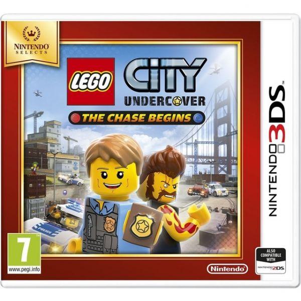 Jogo Lego City Undercover 3DS