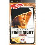 Jogo Fight Night Round 3 PSP Usado