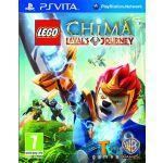 Jogo Lego Legends of Chima Lavals Journey PS Vita