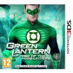 Jogo Green Lantern Rise of the Manhunters 3DS