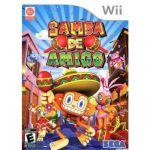 Jogo Samba de Amigo Wii