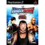 Jogo WWE Smackdown VS RAW 2008 PS2 Usado