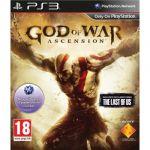 Jogo God of War Ascension PS3 Usado