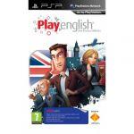 Jogo Play English PSP Usado