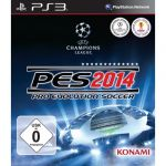 Jogo Pro Evolution Soccer 2014 PS3 Usado