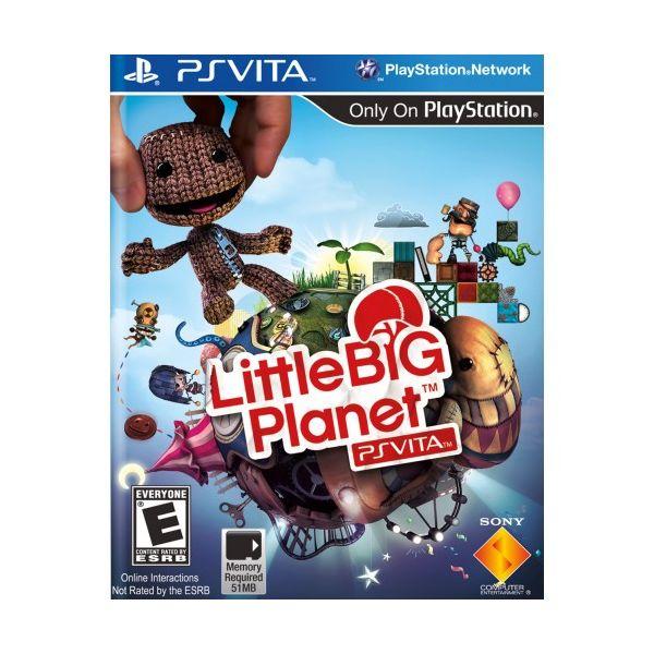 Jogo Little Big Planet PS Vita Usado