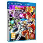 Jogo Dragon Ball Z Battle of Z PS Vita