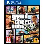 Jogo Grand Theft Auto: V PS4