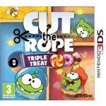 Jogo Cut the Rope Triple Treat 3DS
