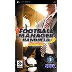 Jogo Football Manager 2009 PSP