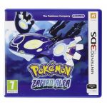 Jogo Pokémon Alpha Sapphire 3DS