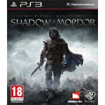 Middle Earth Shadow of Mordor + DLC The Dark Ranger + DLC Flame of Arnor PS3