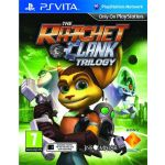 Jogo The Ratchet And Clank Trilogy PS Vita
