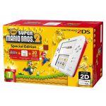 Consola Nintendo 2DS White/Red + New Super Mario Bros. 2
